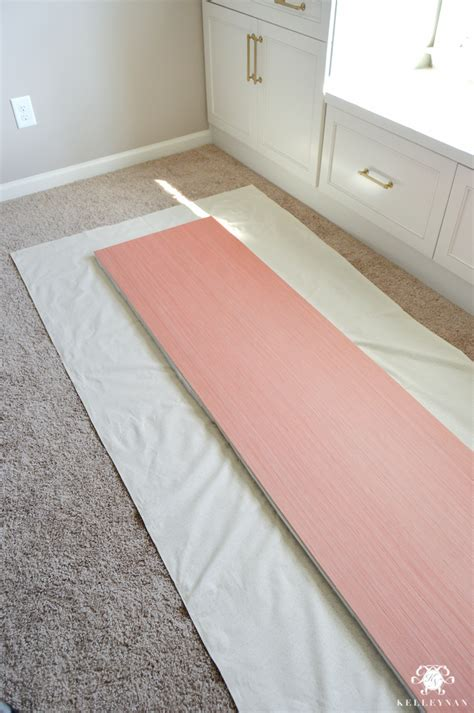 how to cover a bench cushion easy stapled diy window seat cushion kelley nan