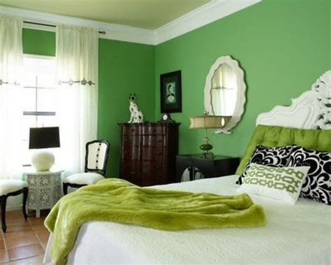 color moods for rooms green bedroom ideas green bedroom colors and moods with white bed and round mirror grezu