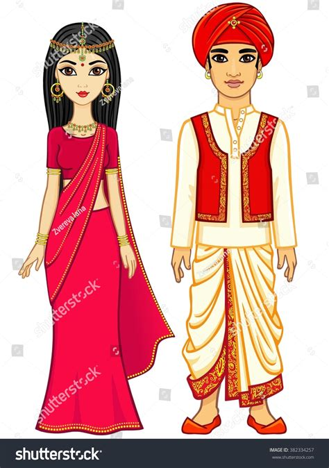Indian Wedding Animation by Saree Clipart Dhoti Pencil And In Color Saree Clipart Dhoti