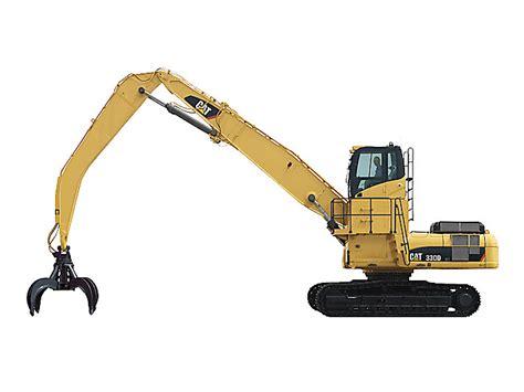 cat 330d mh material handler caterpillar