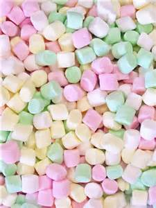 mini colored marshmallows wallpapers for phone