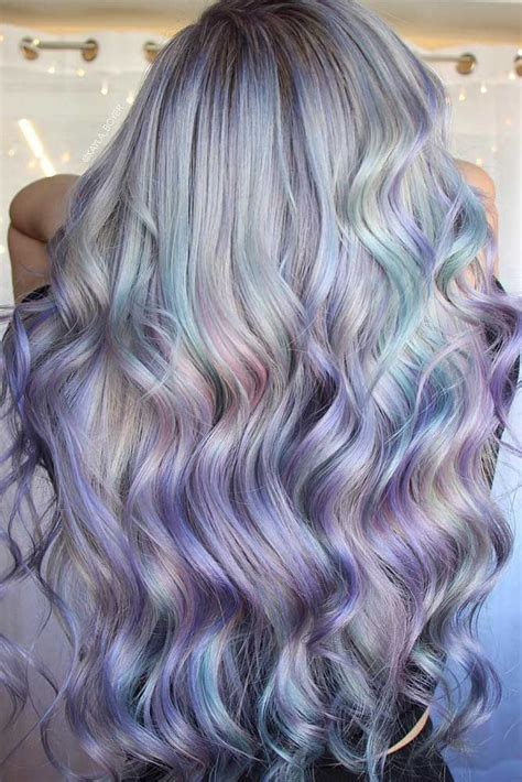 light purple hair color best 25 light purple hair ideas on colored