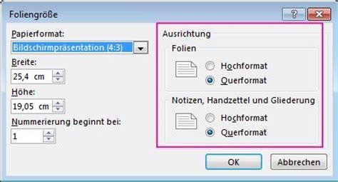 powerpoint layout hochformat anwenden oder 196 ndern eines folienlayouts powerpoint