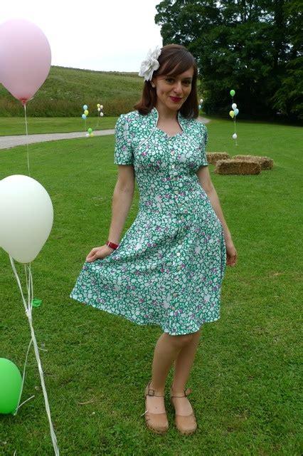 Dress Green Tea tilly and the buttons green tea dress