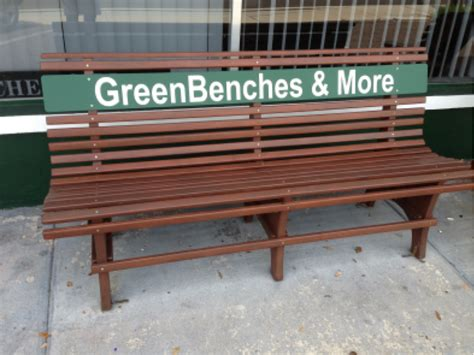 green bench definition green bench means benches