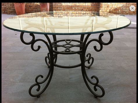 wrought iron table base wrought iron table base visit stonecountyironworks com for