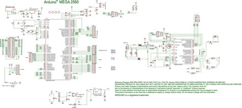 arduino mega wiring diagram wiring diagrams