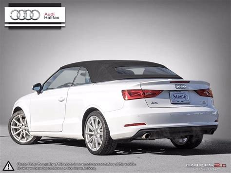 2015 Audi A3 Priced From 30 795 Audi A3 Cabriolet 2015 2015 Audi A3 Cabriolet Front Three Quarters 02 Photo 29 2015 Audi A3