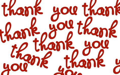 A Thank You by Thank You To Our Sponsors