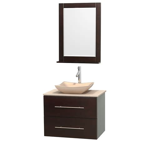 24 30 Inch Bathroom Vanities by Wyndham Collection Wcvw00930sesivgs2m24 Centra 30 Inch