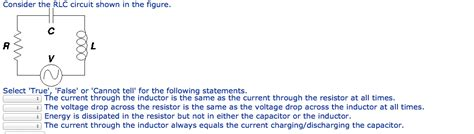 what is the voltage litudes across the inductor physics archive march 14 2013 chegg