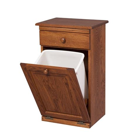 amish trash bins