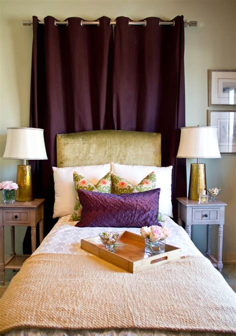 gold and purple bedroom so easy transform your space with these lighting tricks
