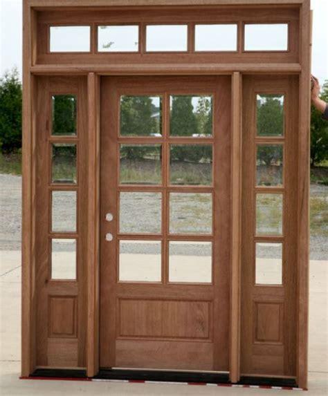 puertas  fachadas