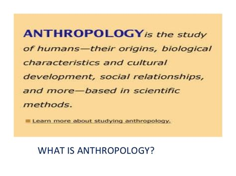 design anthropology definition what is anthropology