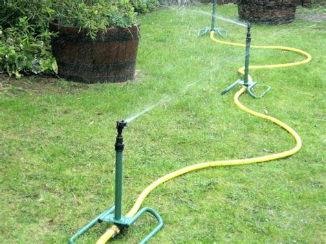 Lawn Watering System Sprinkler Systems Water Your Lawn