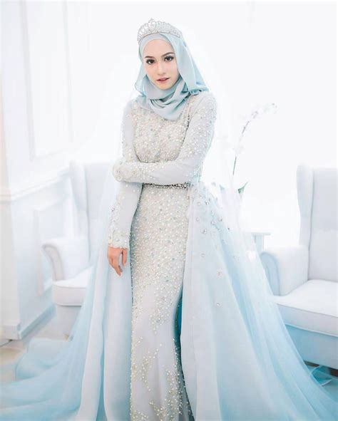 Dress Pesta Indian Style 2053 best muslim wedding dress ideas images on dress muslimah bridal and