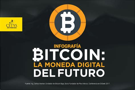 bitcoin la moneda futuro bitcoin the currency of the future la guã a completa de comercio de bitcoin minerã a blockchain y criptomoneda books bitcoin la moneda digital futuro cetys