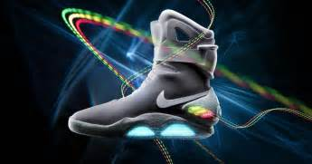 Great scott nike plans to release back to the future shoes
