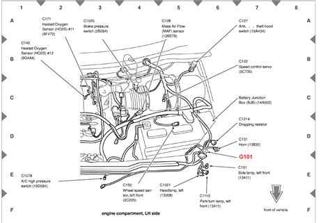 i need a correct wiring diagram for a 2003 ford windstar