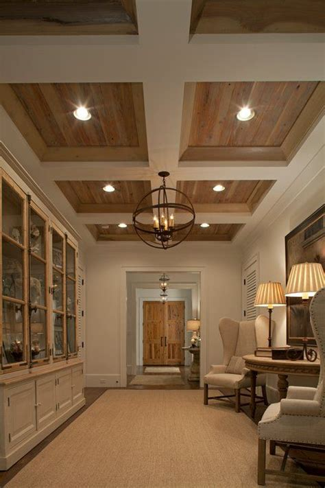 White Coffered Ceiling by 36 Stylish And Timeless Coffered Ceiling Ideas For Any