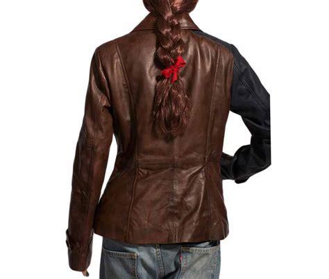 Shopping Amanda Wakeley Batwing Sleeve Leather Jacket by Julie Blue Sleeves Defiance Jacket