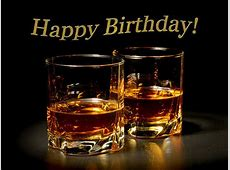 Happy Birthday Card with Whiskey | Gallery Yopriceville ... Jpeg Clip Art Free Images