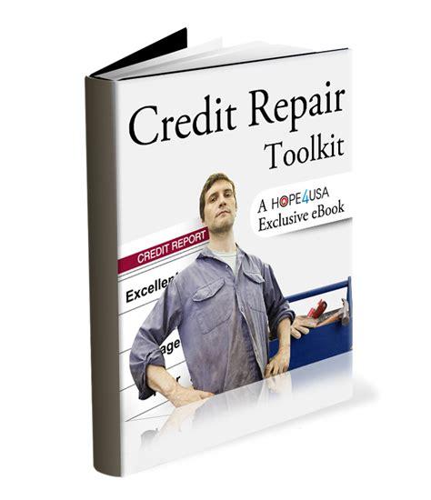 free kredit repair kit credit repair tool kit hope4usa