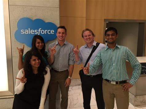 Salesforce Mba Internship by Calling All Mccombs Ut Applicants 2016 Intake