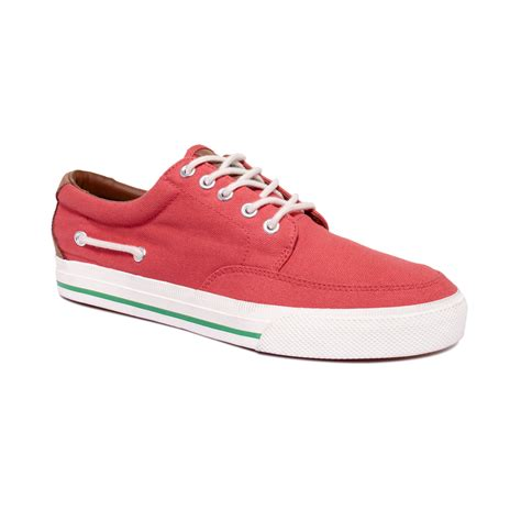 sneakers oasis ralph vance side lace sneakers in pink for