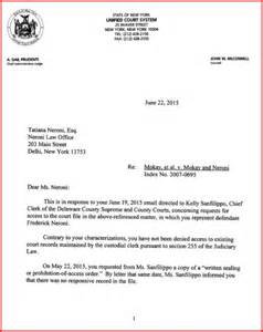 County Attorney Cover Letter by Independence Of Representation In Court And Judicial Accountability In The United States Nys