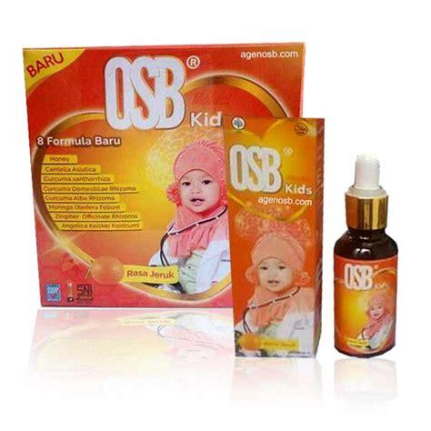 Vitamin Osb Sirup Osb Cair Agen Resmi Omar Smart Brain