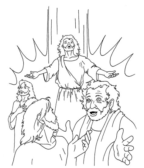 Holy Spirit Coloring Pages For Children by Filled With The Holy Spirit Coloring Page