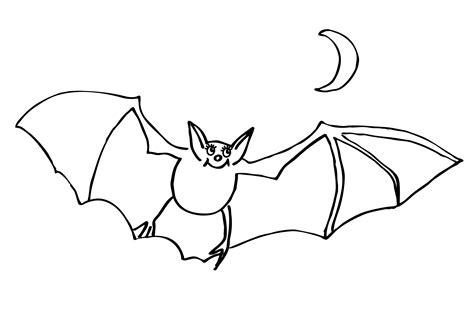 Kostenlose Vorlage Fledermaus ausmalbilder zum drucken malvorlage fledermaus kostenlos 2
