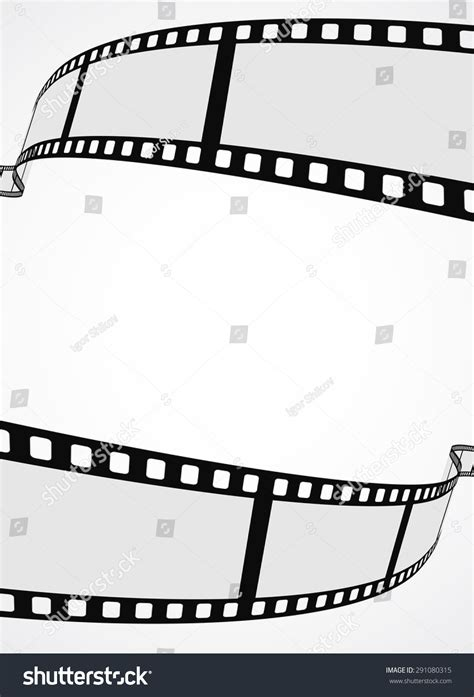reel template reel abstract frame background blank template