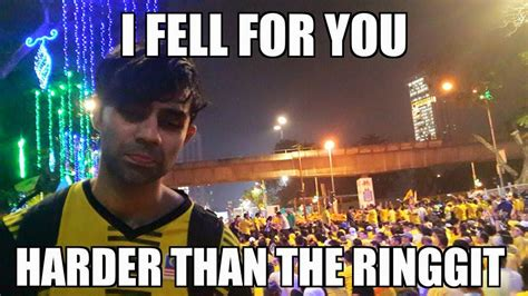 Malay Meme - malaysian guy made bersih themed memes and the results