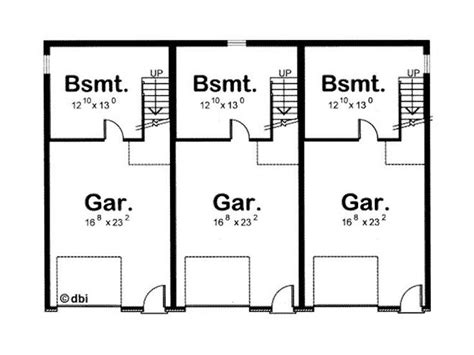 three family house plans three family house plans cost efficient choices