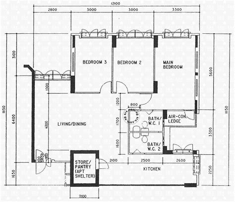 view the woodland i floor plan for a 992 sq ft palm harbor canberra road hdb details srx property