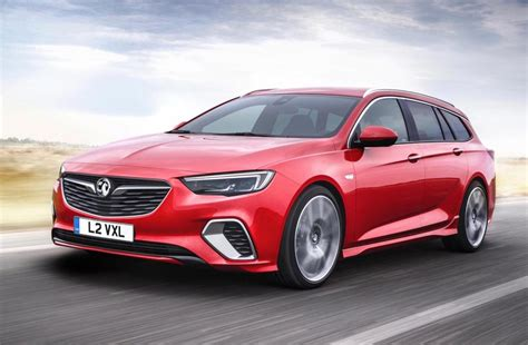 vauxhall insignia wagon 2018 holden commodore vxr shows sporty design at