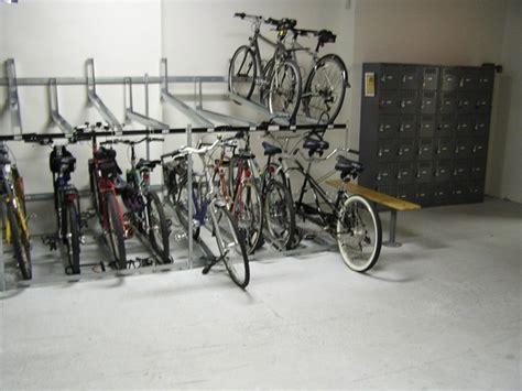 Bike Rooms by Lake Point Tower Amenities P Bicycle Storage Room