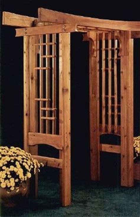 asian haircut ann arbor new japanese style cedar wood garden arbor pergola arch