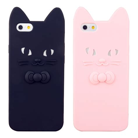 Iphone 6 Plus Soft 3d Cat Ears Sarung Casing buy wholesale ear phone from china ear phone wholesalers aliexpress