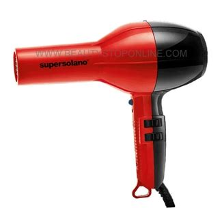 Solano Hair Dryer Repair Chicago solano 232k professional hair dryer black 1875 watt stop