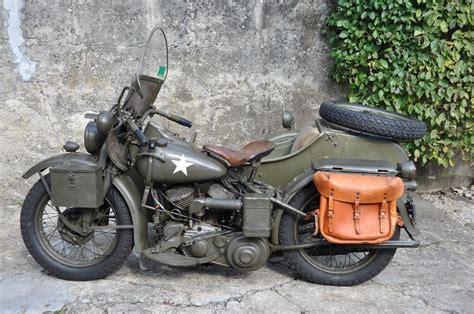 Motorrad Gespann Kaufen Schweiz by Motorrad Oldtimer Kaufen Harley Davidson Wla Military