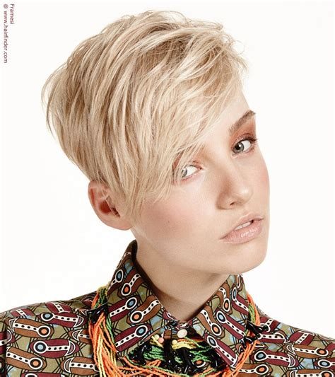 fashon short hair easy to wear and style short hair