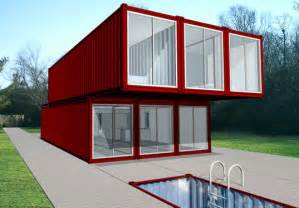 Lot ek shipping container housing prefab architecture prefab