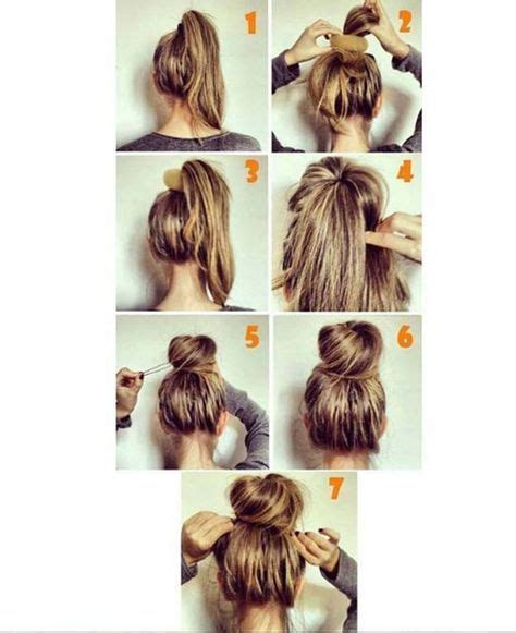 easy waitressing hairstyles best 25 waitress hairstyles for long hair ideas on