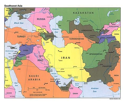 asia map countries and capitals southwest asia map with capitals mexico map