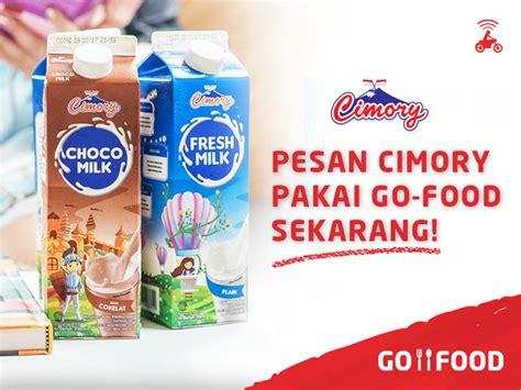 Cimory Fresh Milk promo spesial cimory fresh milk hanya rp20 000 melalui go