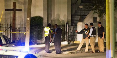shooting at church charleston justice department to open hate crime investigation into